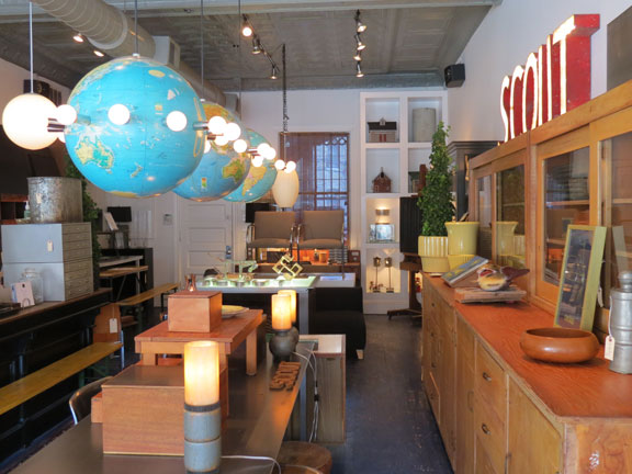 Chic in Andersonville: Scout