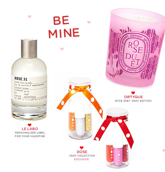 Luckyscent and Valentine's Day