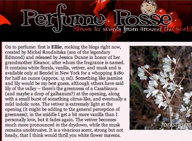 Perfume Posse