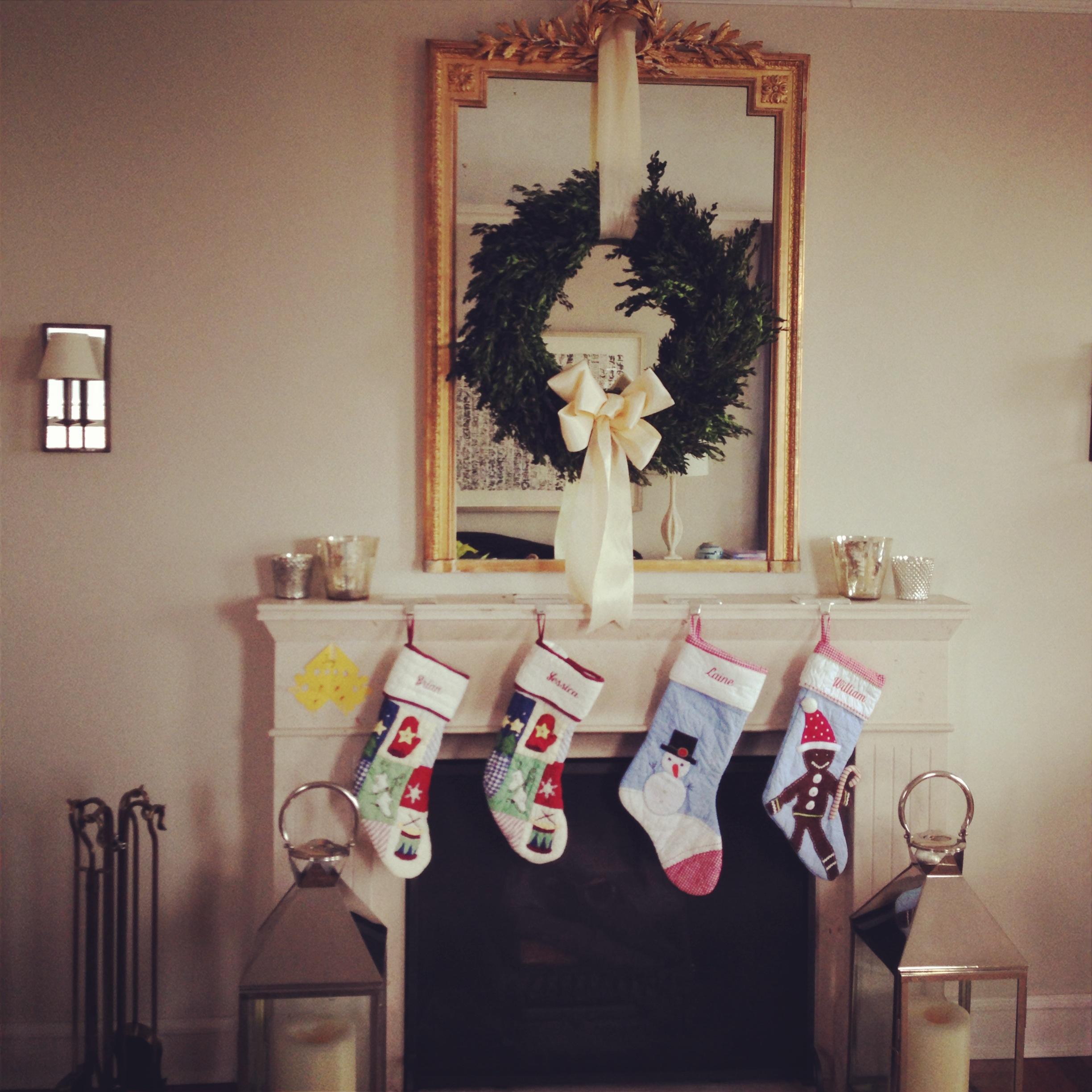 The Holidays at Home